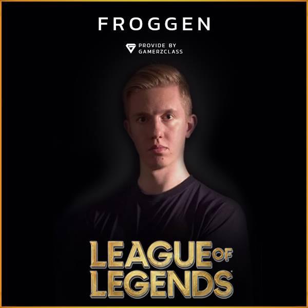 froggen esports video course วีดีโอคอร์ส อีสปอร์ต