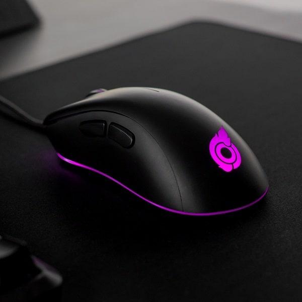loga deva gaming mouse เกมมิ่งเมาส์
