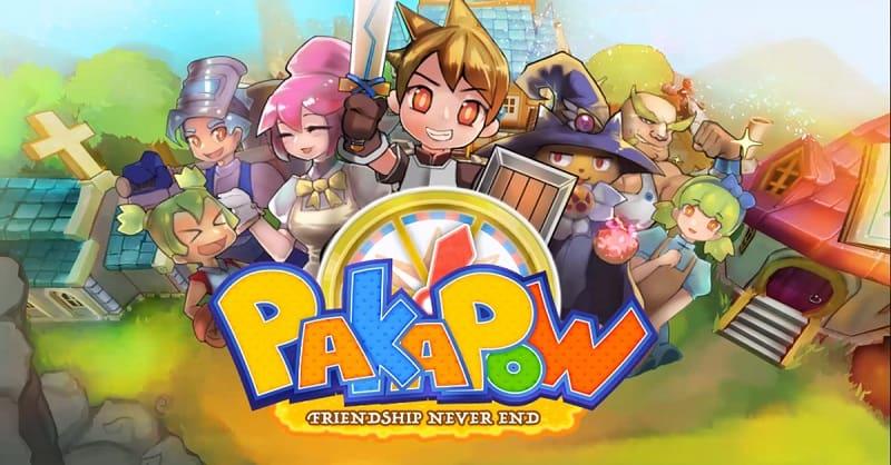 PaKaPow : Friendship Never Ends