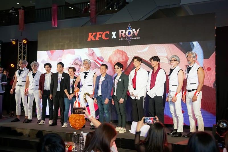 KFC RoV